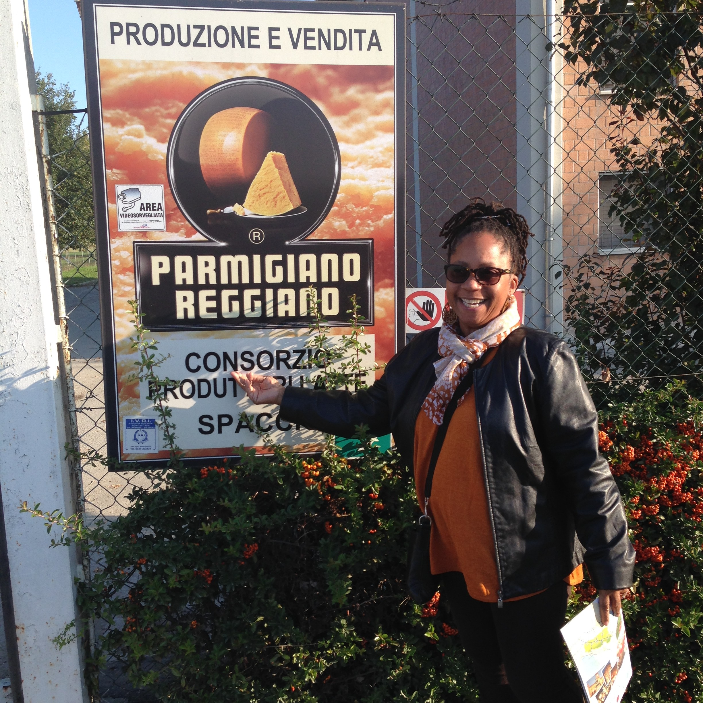 Tour at Parmigiano Reggiano